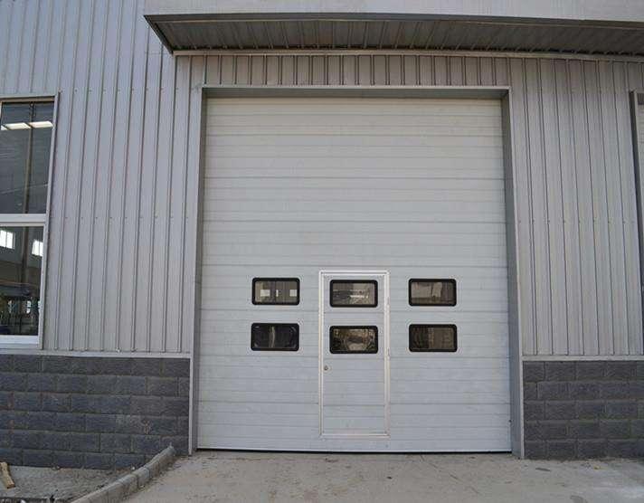 安平厂房门