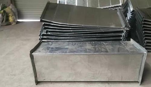 镀锌铁皮风管的加工工艺流程与原理分析