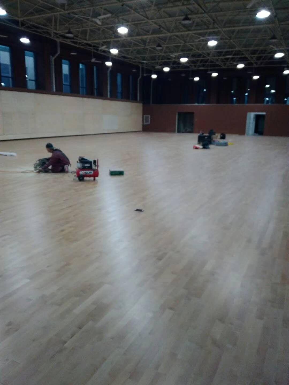 郑州黄河科大舞蹈教室
