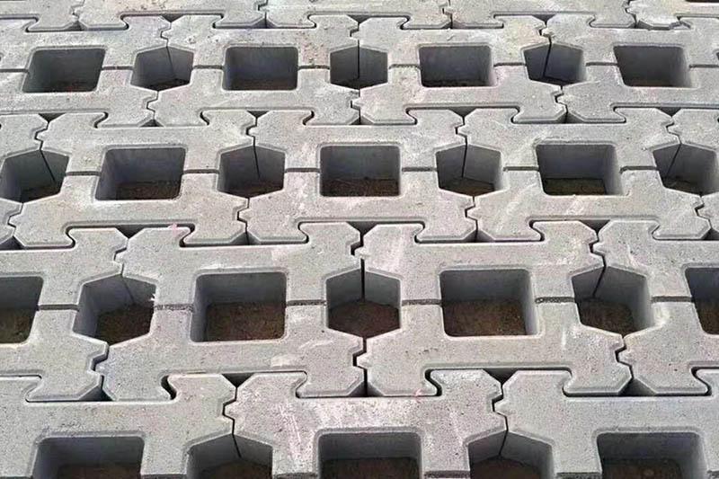 海纳建材告诉你植草砖和植草格的区别