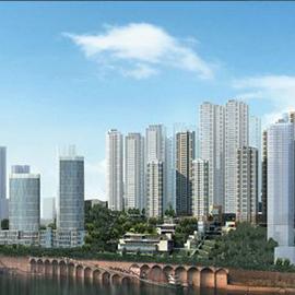 重庆金融街融景城A2地块配套项目