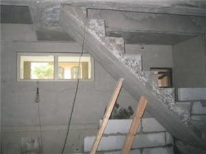 混凝土楼梯制作