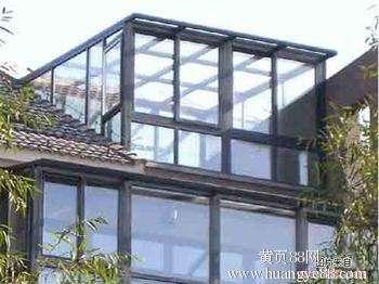 钢结构阳光房制作