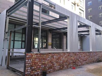 钢结构制作设计