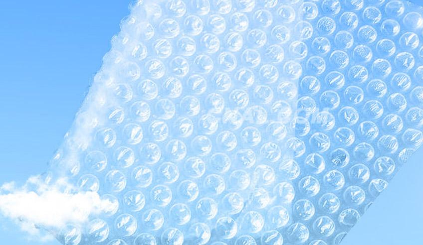 东顺包装教你如何挑选好的河南气泡膜?