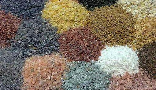 复合岩片的产品特点分析