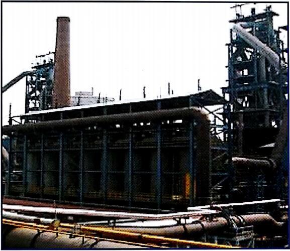 天津某钢铁公司-燃油
