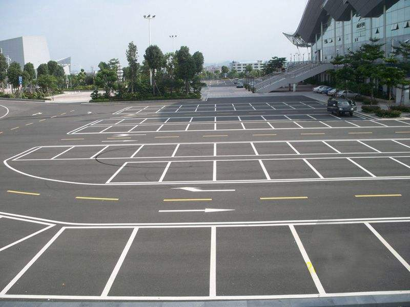 停车位划线
