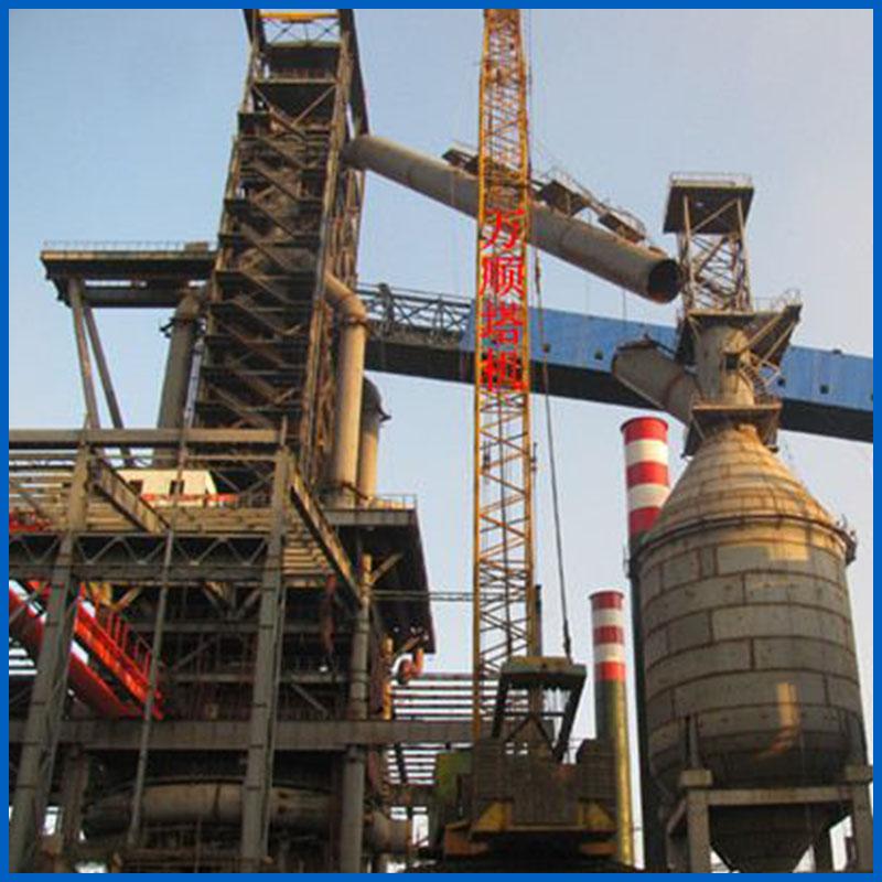 津西钢铁高炉扩建工程
