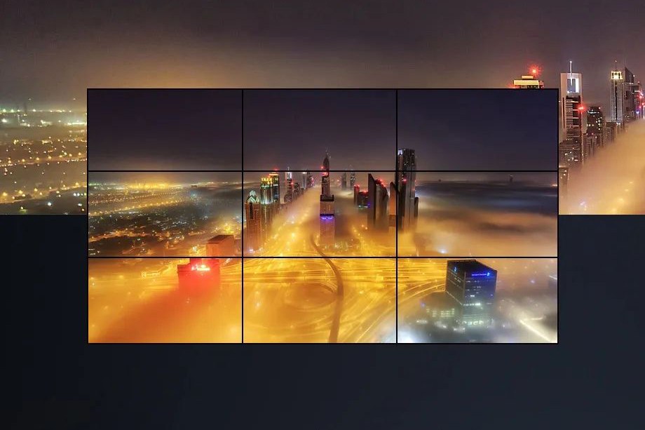 创维LCD液晶拼接屏