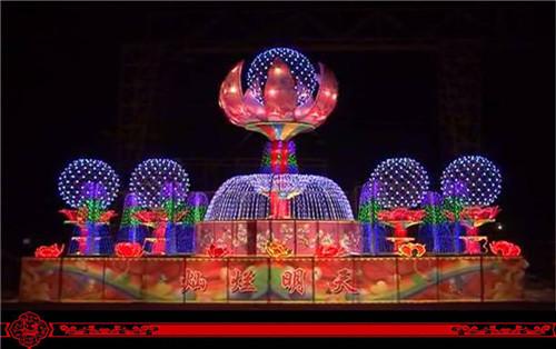 【动物乐园】厂家,价格,图片_饶阳县全顺大型花灯厂