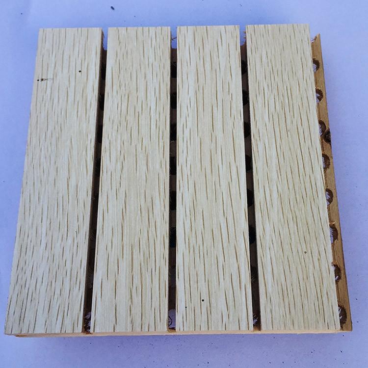 木质吸音板的吸引效果哪些呢?