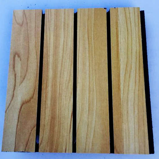 木质吸音板的声学原理及特点