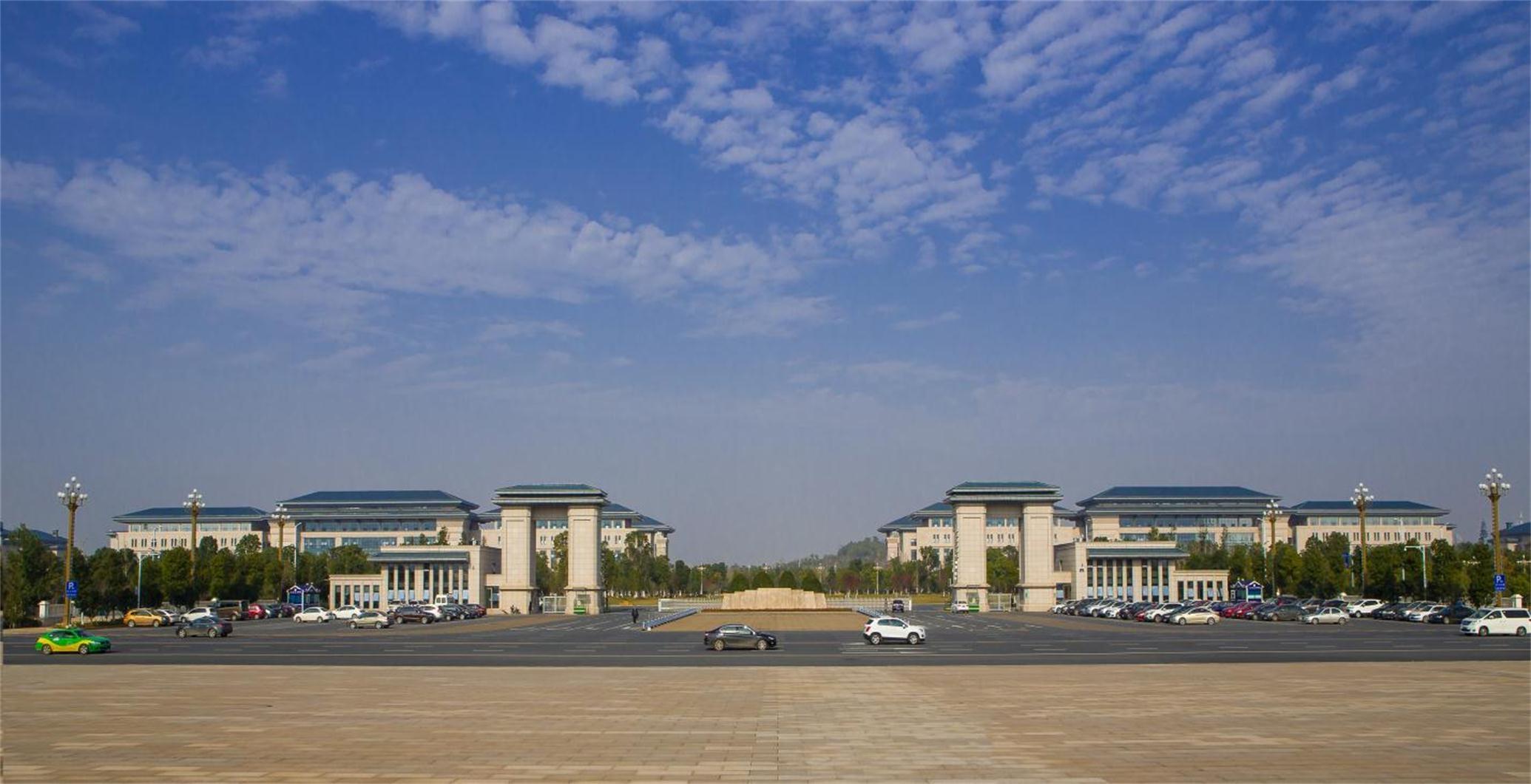 江西省行政中心
