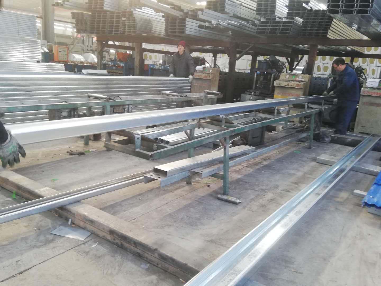 兴原C型钢与槽钢的区