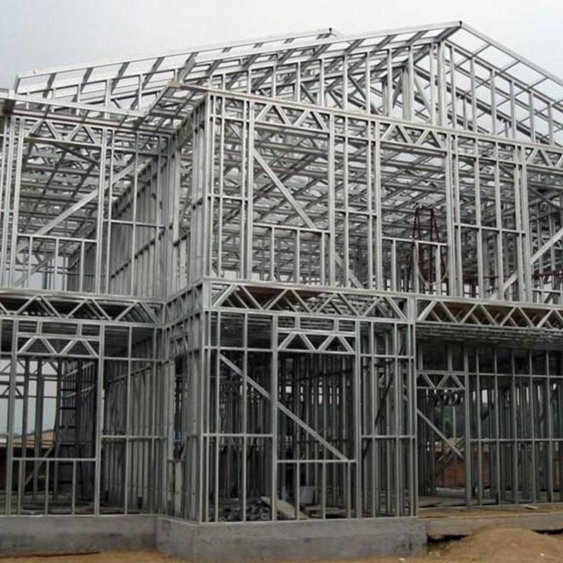 钢结构别墅房屋