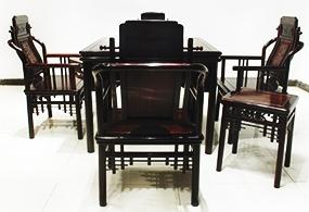 湖南紅木家具中辦公桌有什么優點?