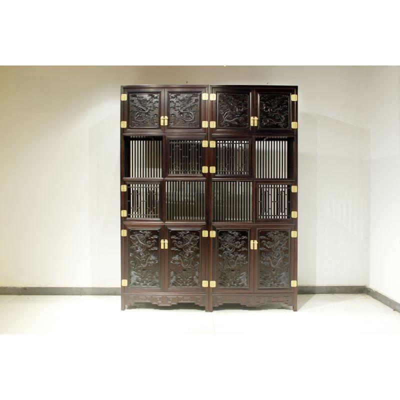 怎么選擇紅木家具中的衣柜?