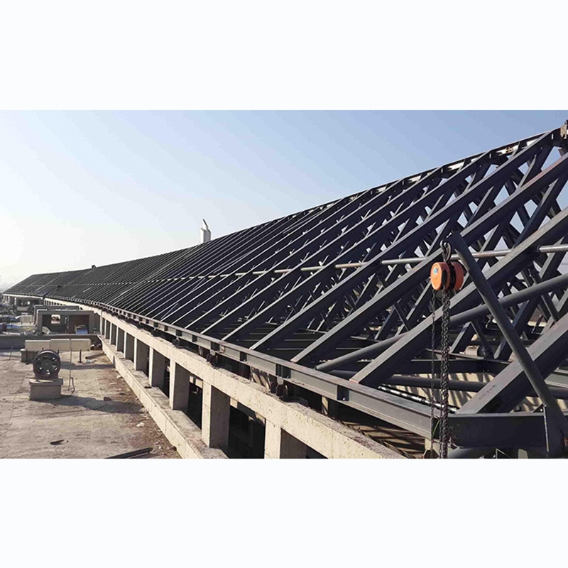 钢结构制作安装|【唐山朝阳钢结构工程有限公司】