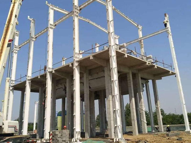 无极污水处理厂项目