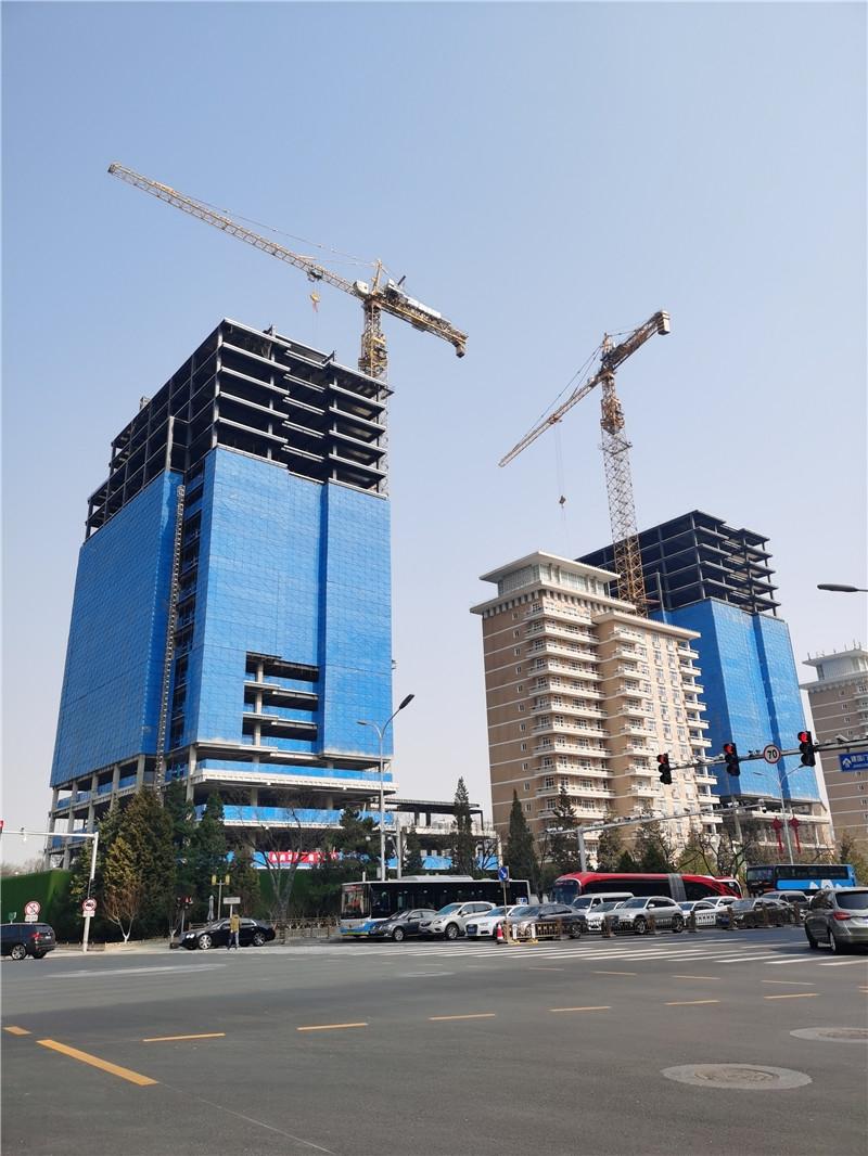 齐家园外交公寓工程案例展示