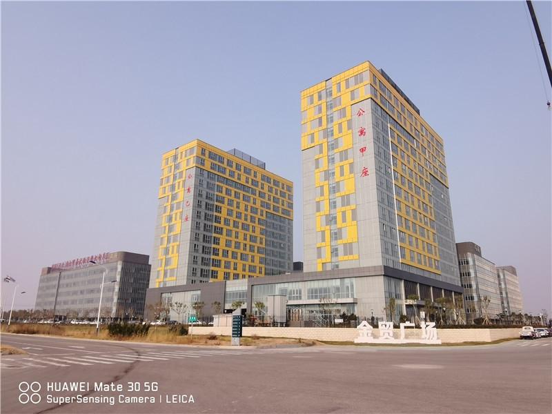 曹妃甸保税区综合大楼工程案例展示
