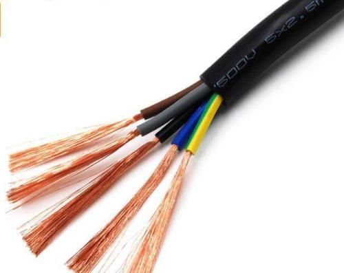 '电线'与'电缆'的区别?