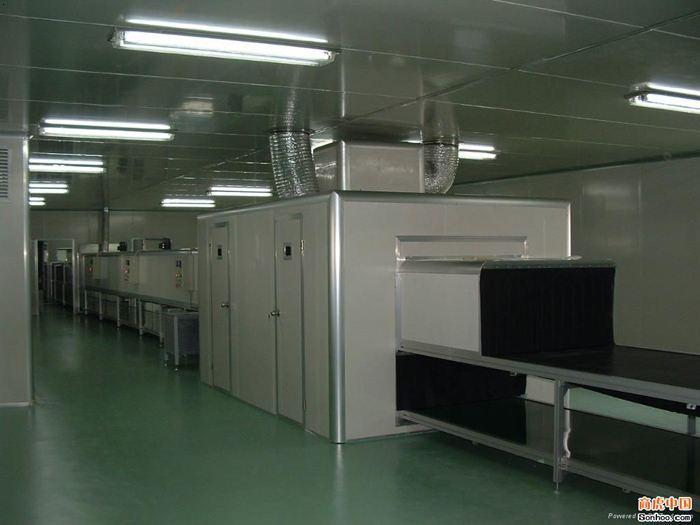 中山机械加工工业流