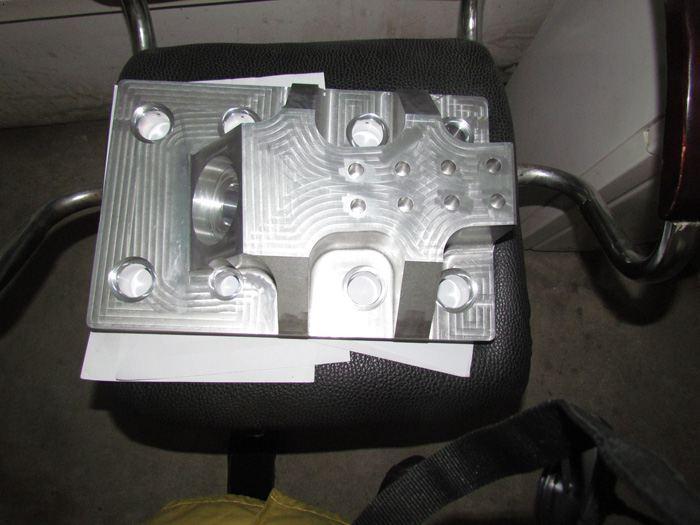 五轴零件加工CNC精密零件加工