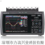 最高产品规格的高速取样记录仪 图技Graphtec GL900系列