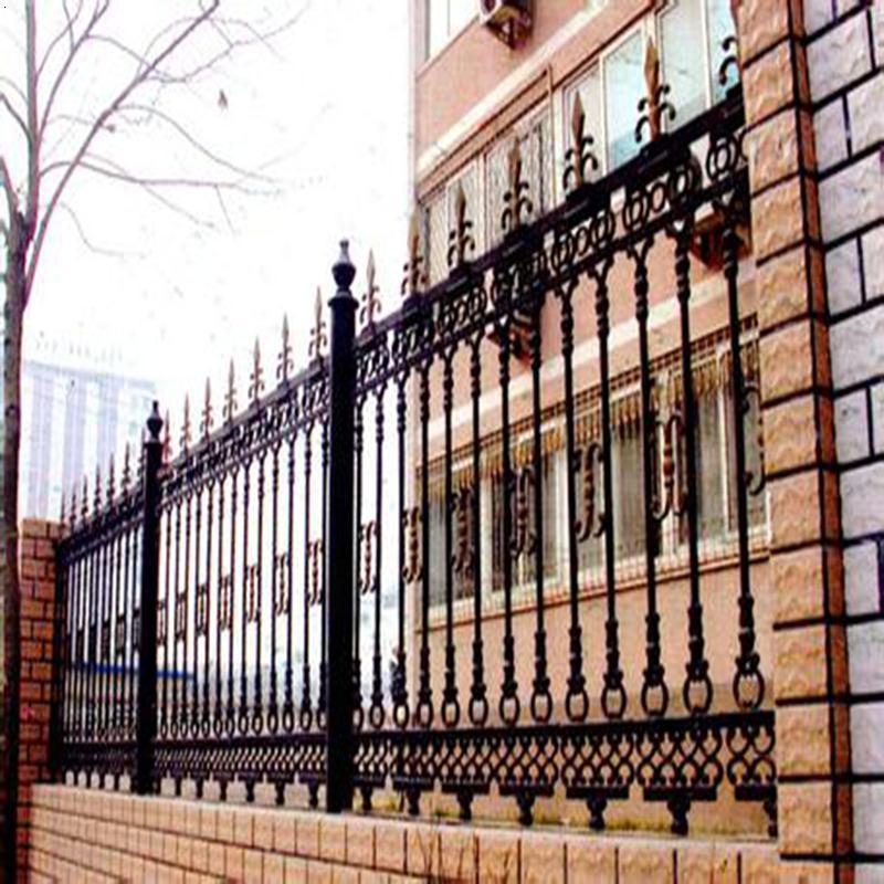 青岛铁艺围栏