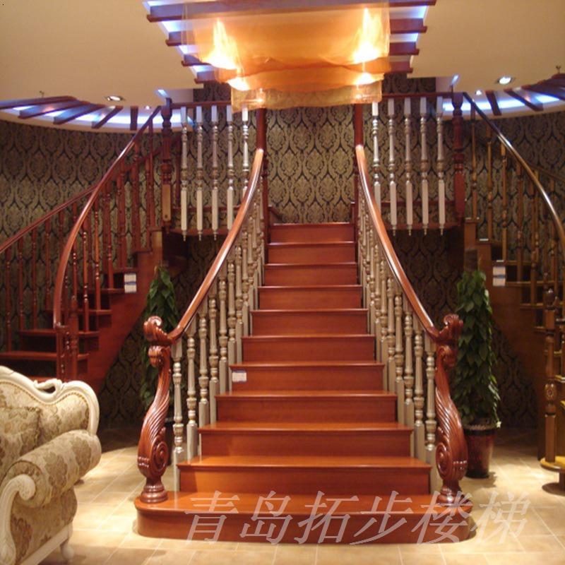 实木楼梯-3