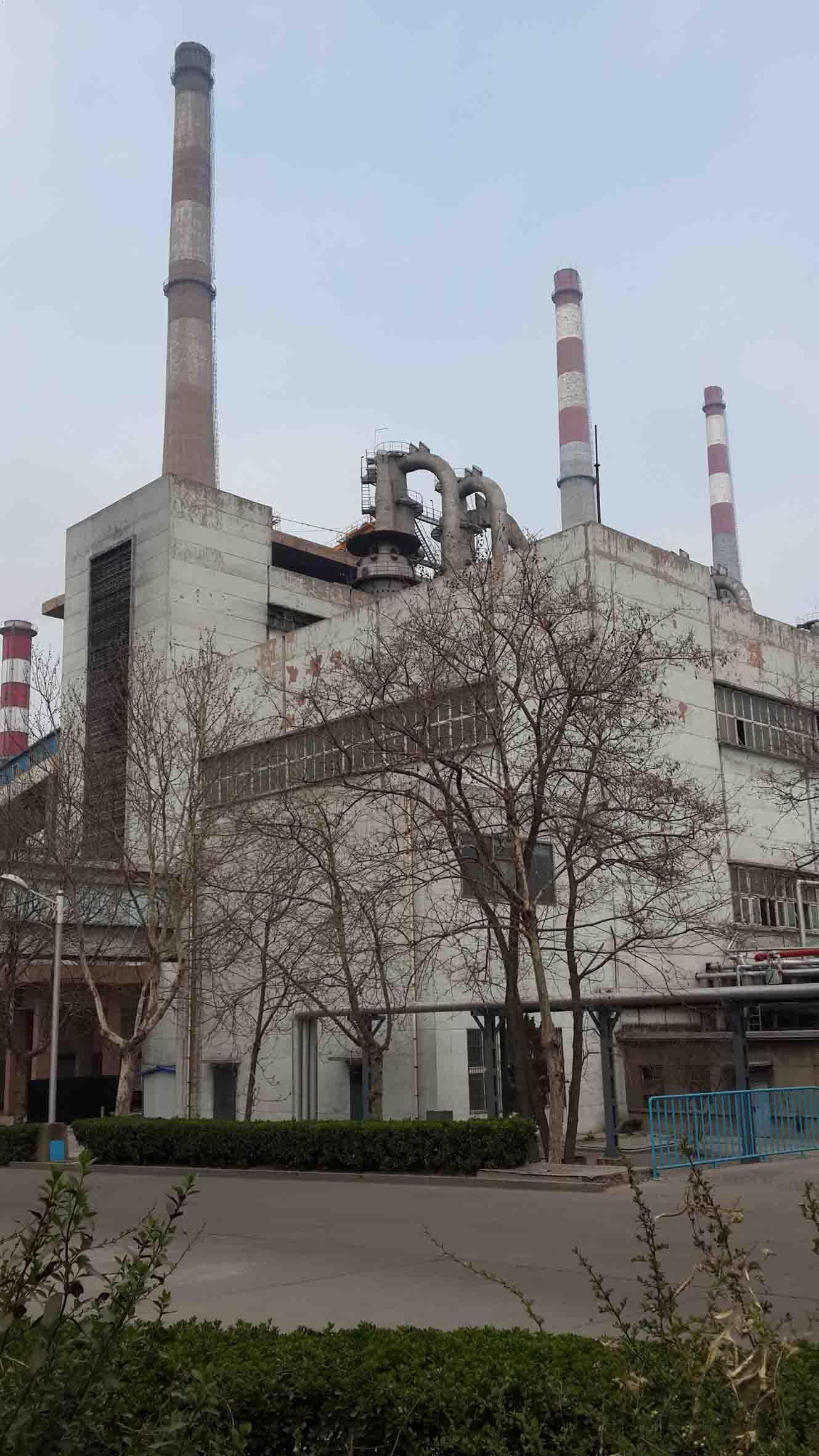 齐鲁石化自备电厂