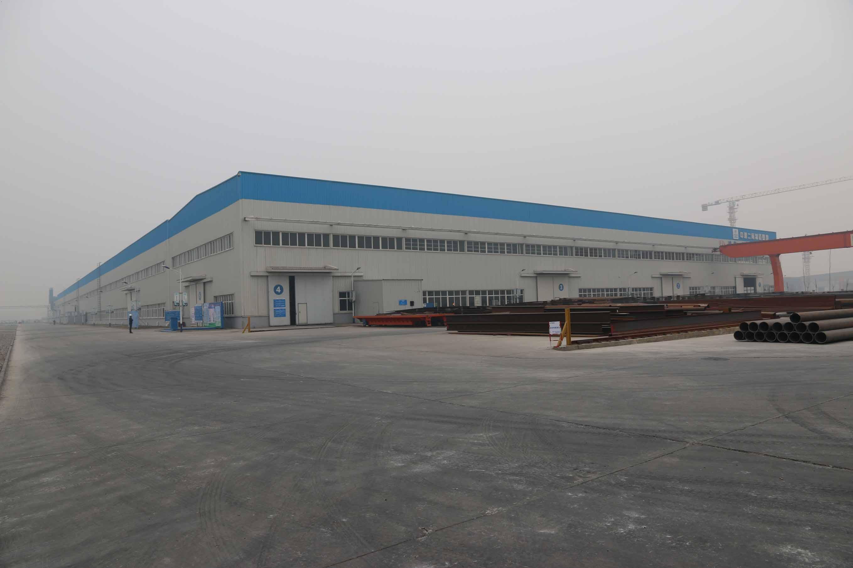 中建二局钢结构厂