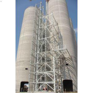 埃塞俄比亚水泥库钢构