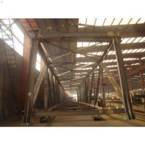 巴西铁矿通廊预拼装