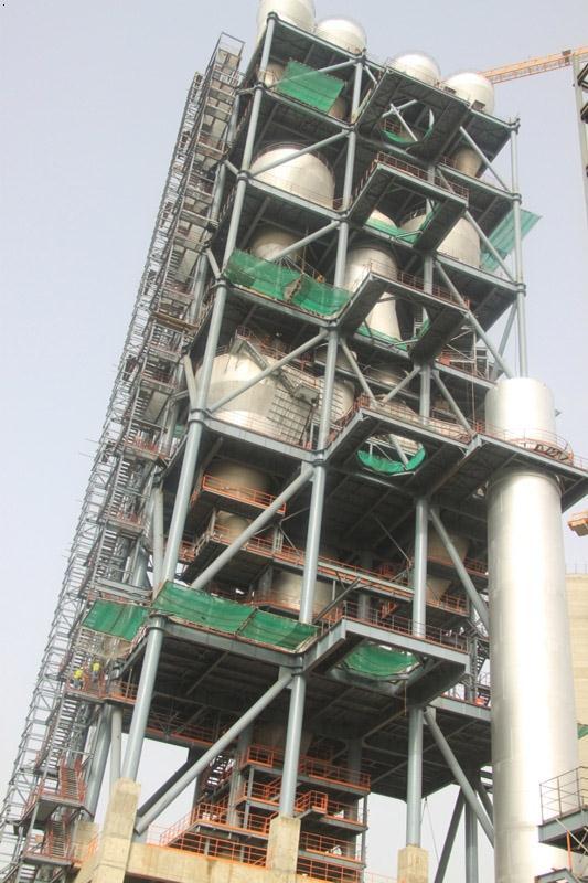 摩洛哥水泥厂
