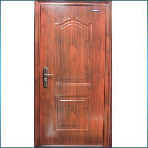 钢制防盗门