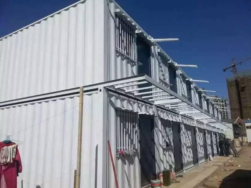 彩钢房安装
