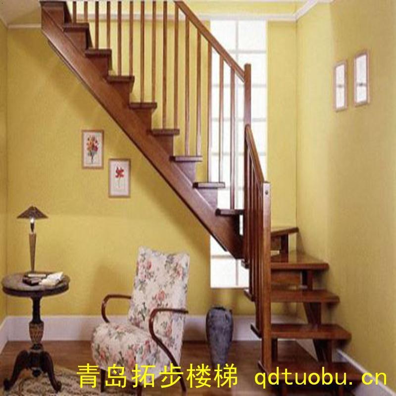 青岛楼梯,青岛实木楼