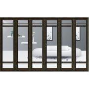 郑州肯德基门|郑州封阳台|郑州铝木复合门窗