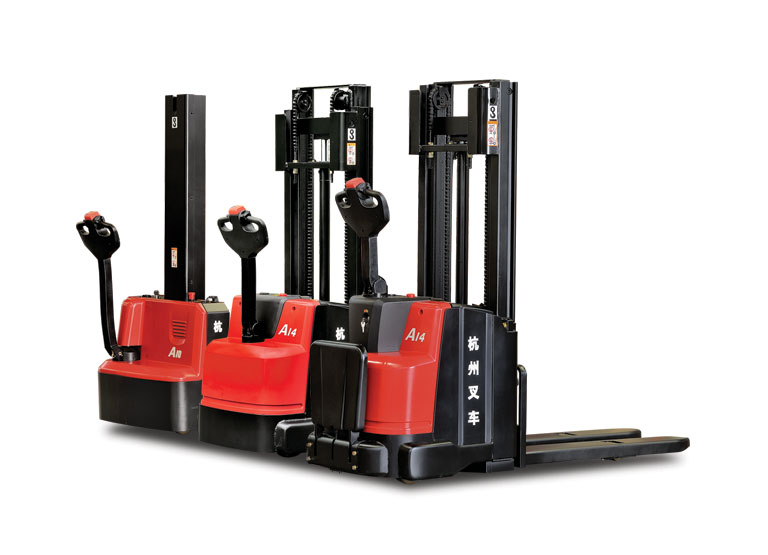A系列1-1.6吨电动堆垛车