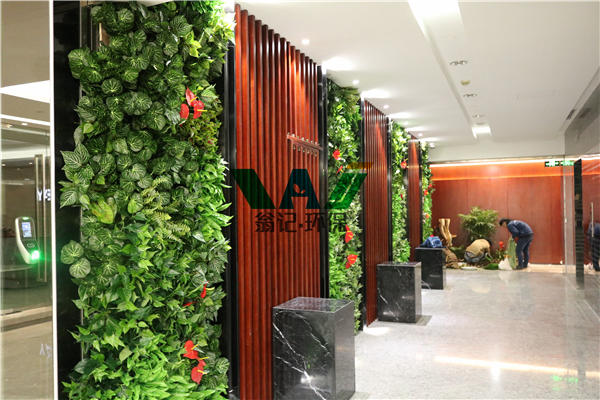仿真植物墙/上海植物