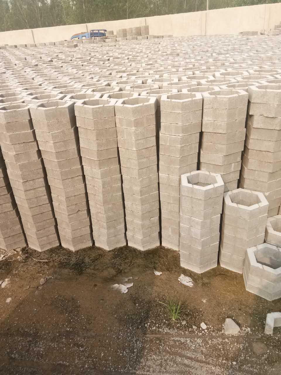 唐山六角砖