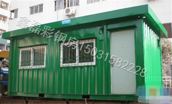 唐山集装箱房屋租赁公司