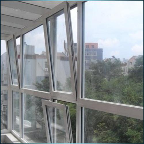 断桥铝塑钢窗加工