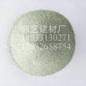 太行绿40-80天然彩砂|天然彩砂厂家|河北天然彩砂