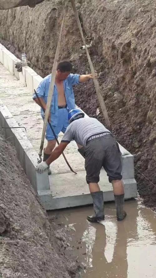 北京铁路水泥护栏