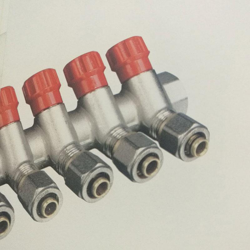SRIT暖气片集分水器