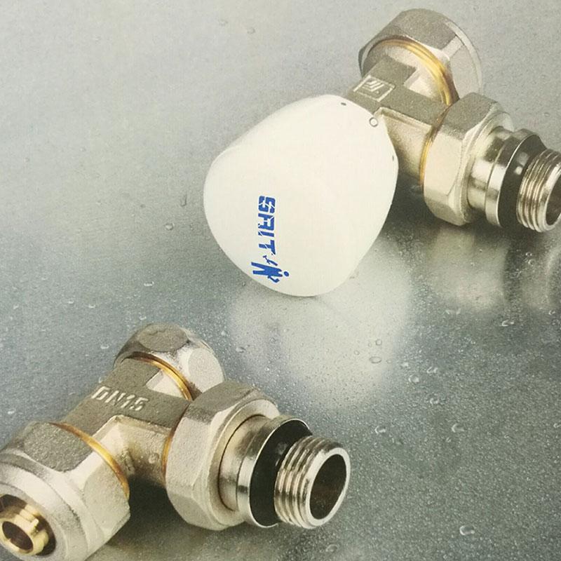 SRIT散热器温控阀(双